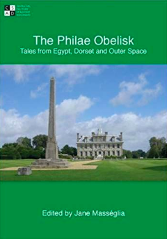 cover, 'the philae obelisk'