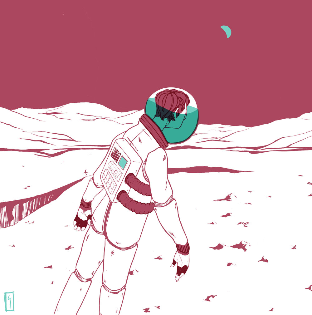 moonstronaut