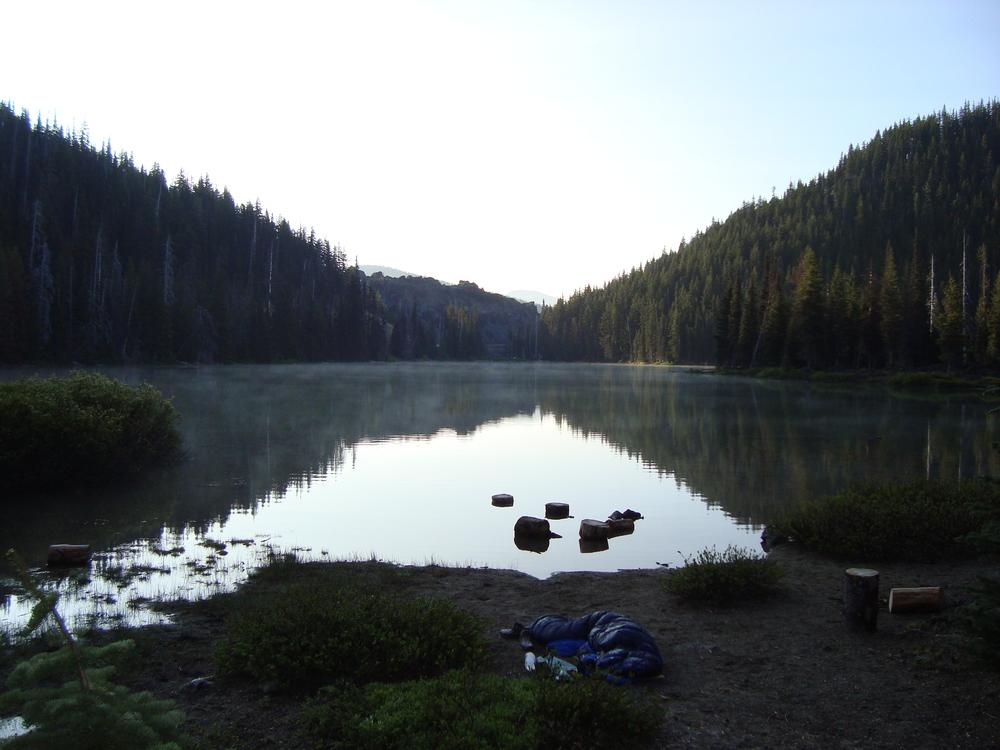 Cascade Lakes Hwy-Waldo Lake - Euguene