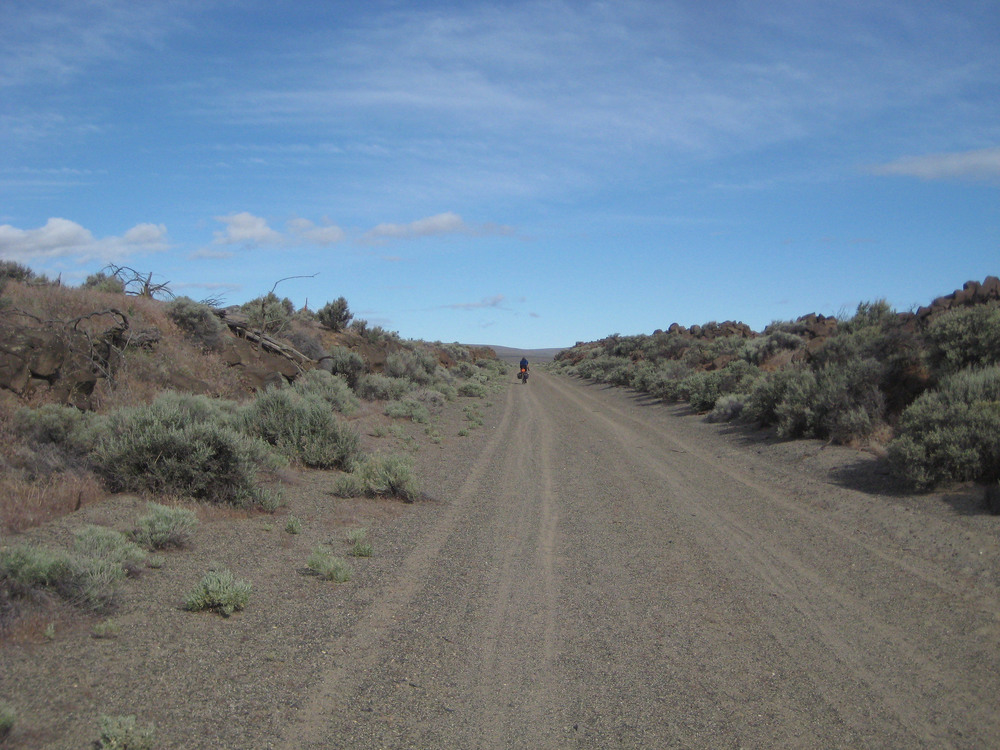 John Wayne Pioneer - Iron Horse Trail, WA