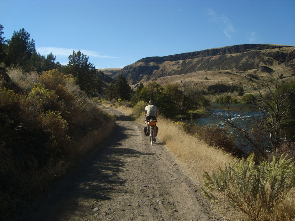 Deschutes River Section