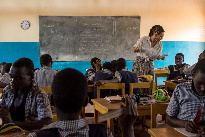 designing & running discipleship class; miqlat schools
