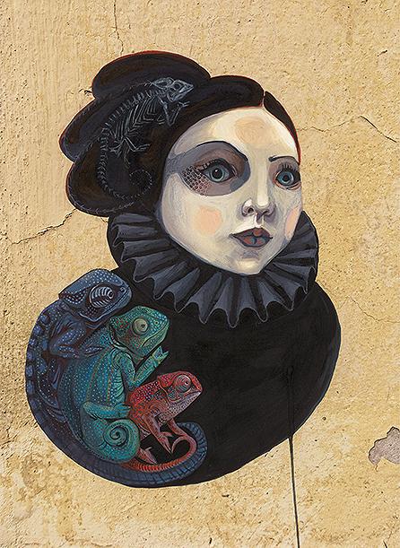 Miss Chameleon