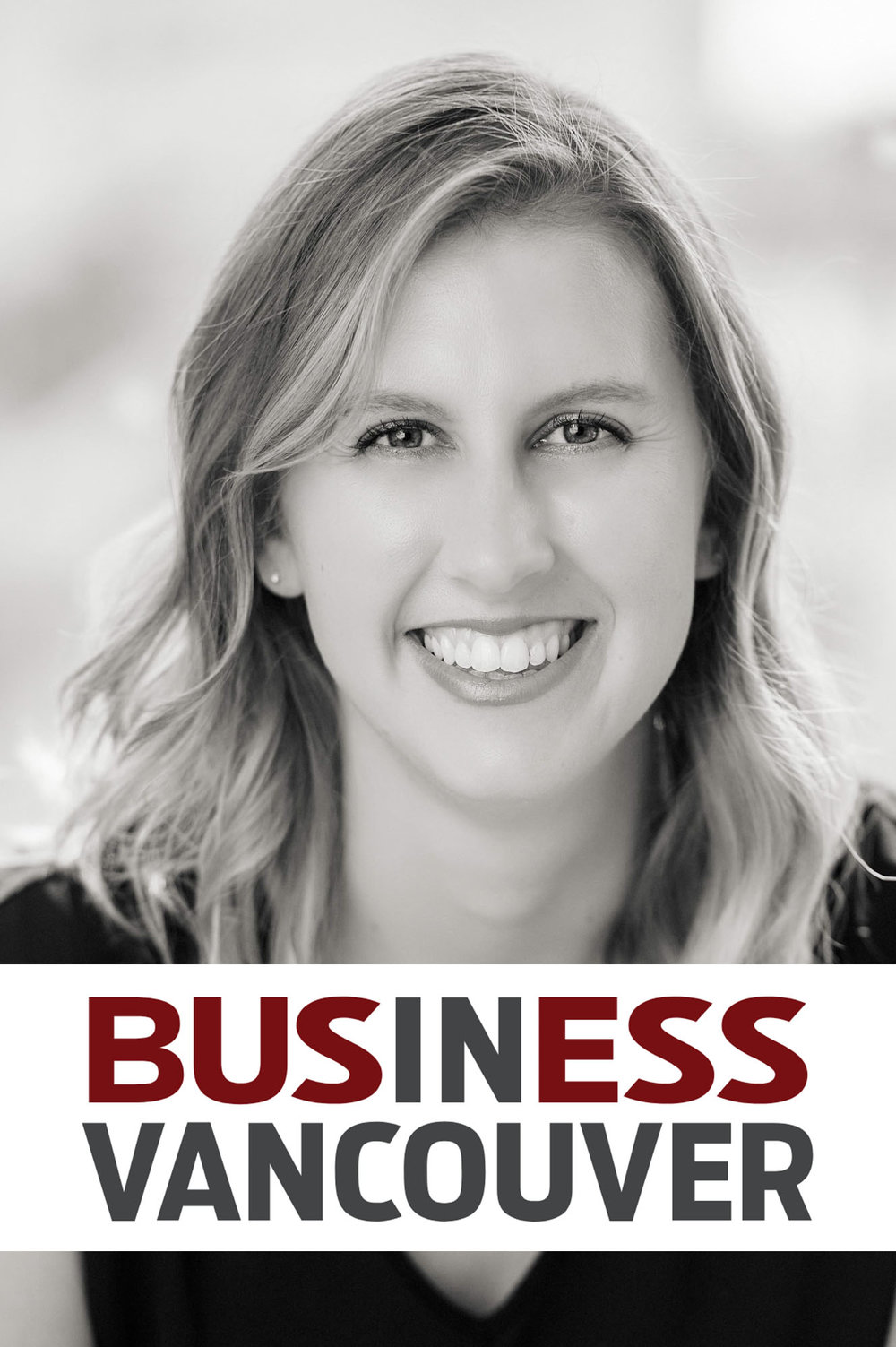 Danielle Allan in Business in Vancouver