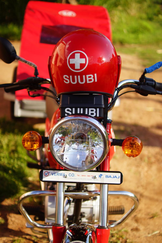 The motorbike ambulance.JPG