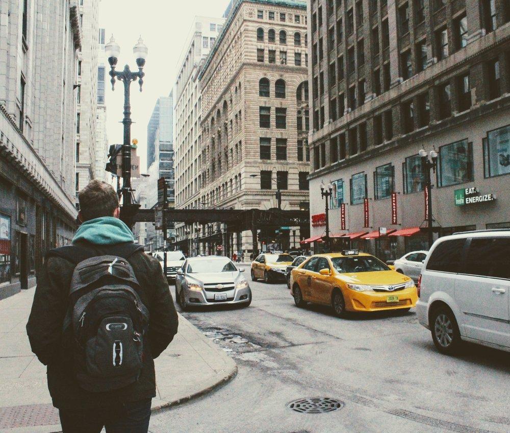 Jake Byma explores Chicago
