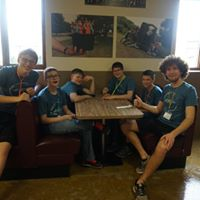 Seth's group!