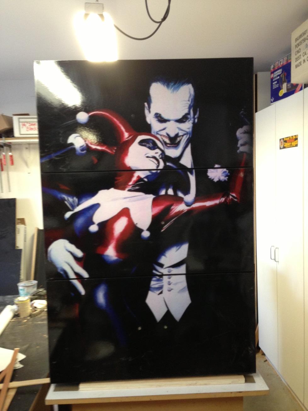 Joker & Harley Tomb .JPG