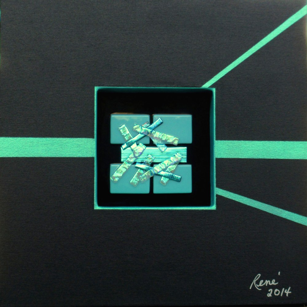 CANVAS & GLASS #2 - 16X16 - LATITUDES - SOLD $275.JPG