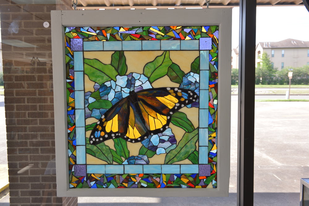 Glass Mosaic - 1st Place