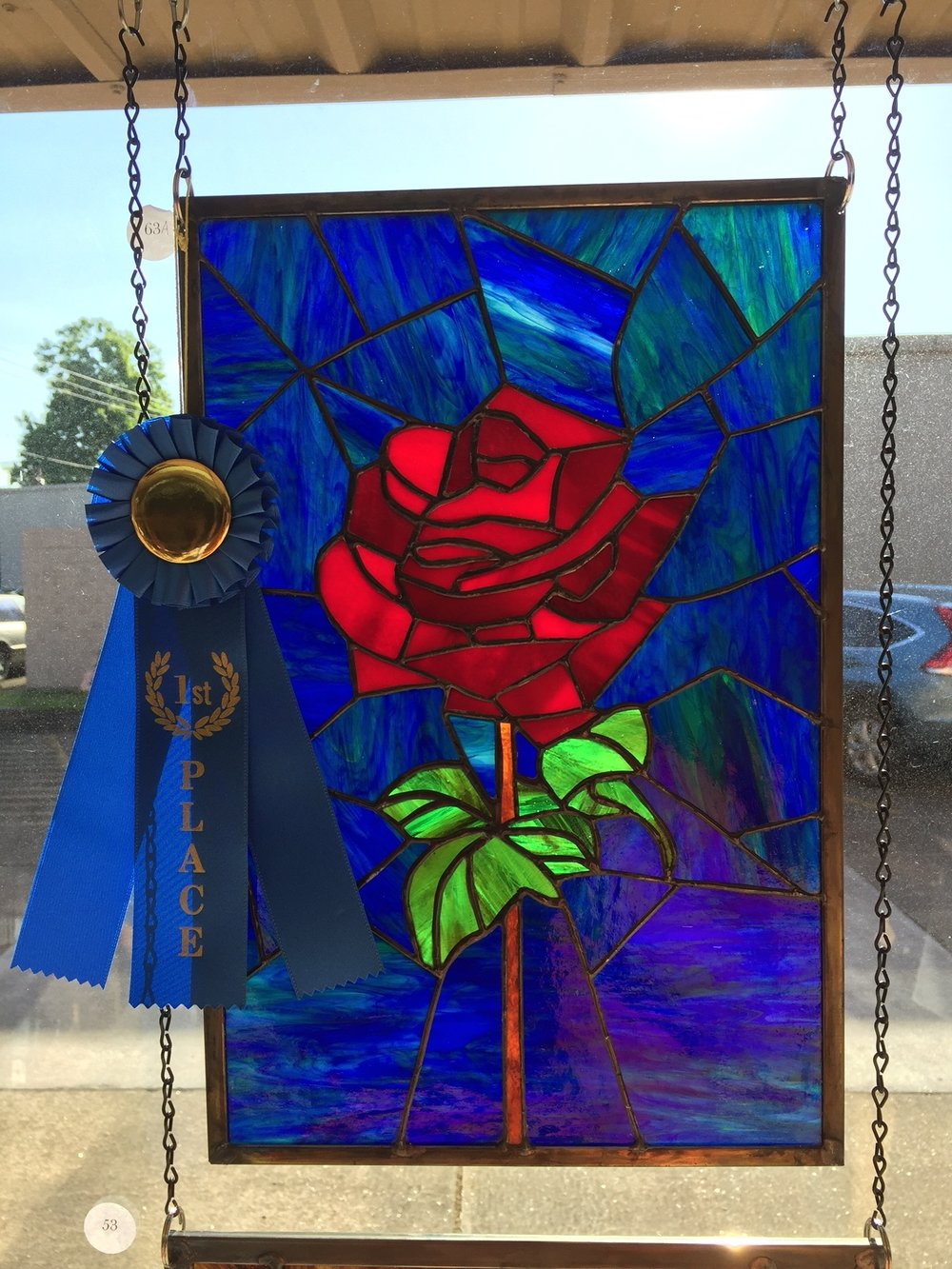 Stained Glass Amateur - 1st Place
