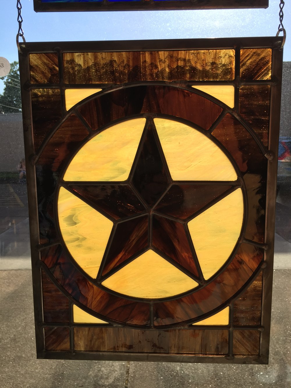 """Rustic Star"" by Jim Campisi"