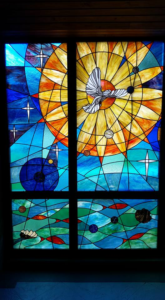 The Holy Spirit Window