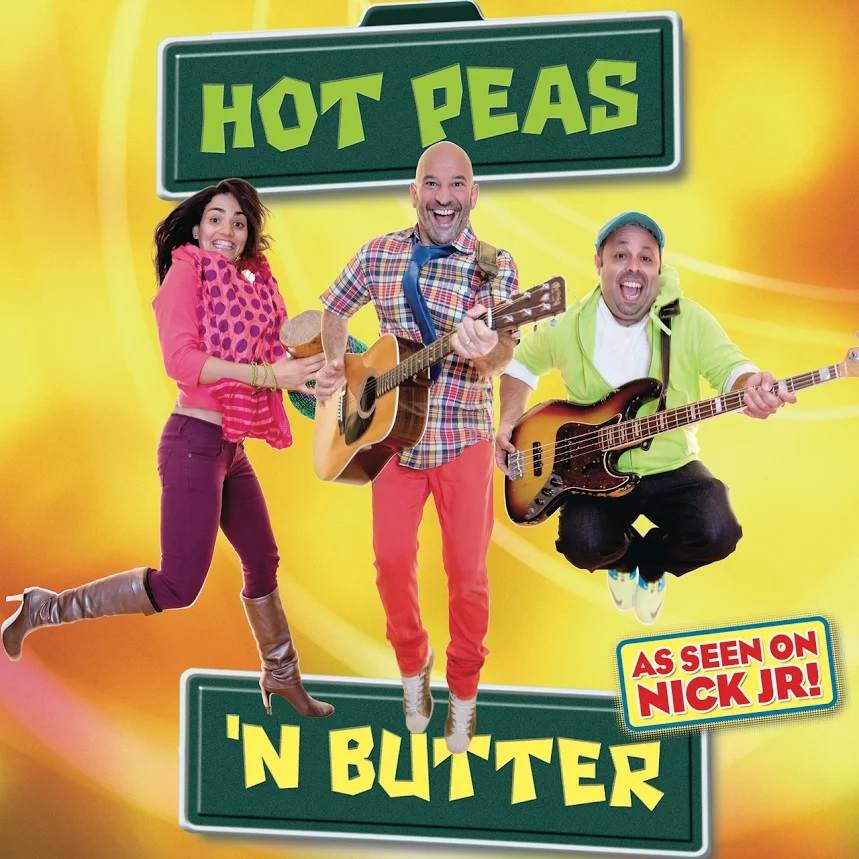 Hot Peas 'N Butter Live Family Fun at Landmark on Main Street - March 31st, 2017