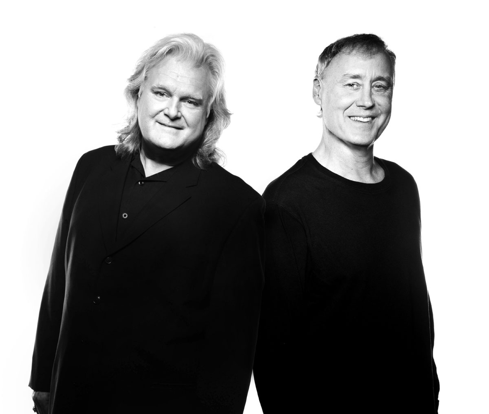Bruce Hornsby & Ricky Skaggs with Kentucky Thunder at Tarrytown Music Hall: Sunday, Feb. 26, 2017