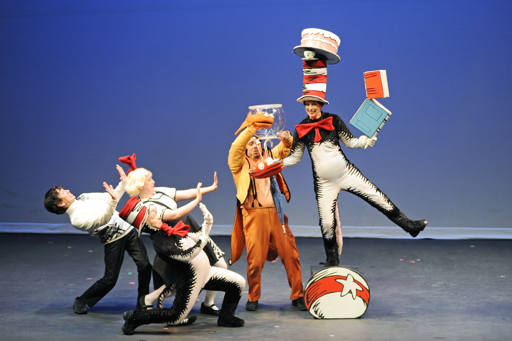 Dr. Seuss' The Cat in the Hat Live at Tarrytown Music Hall: Sat. 3/18/17 @ 2pm