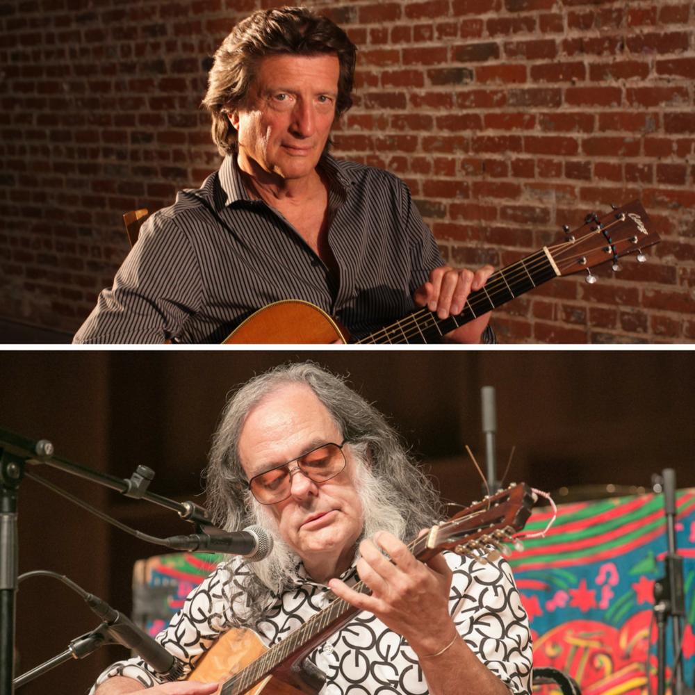 Chris Smither & David Lindley Live at SOPAC: 3/23/17