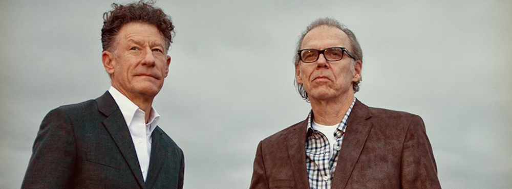 Lyle Lovett & John Hiatt Live at The Garde Arts Center - Jan 20th