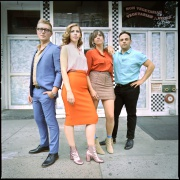 Lake Street Dive at Clearwater Festival June 2017