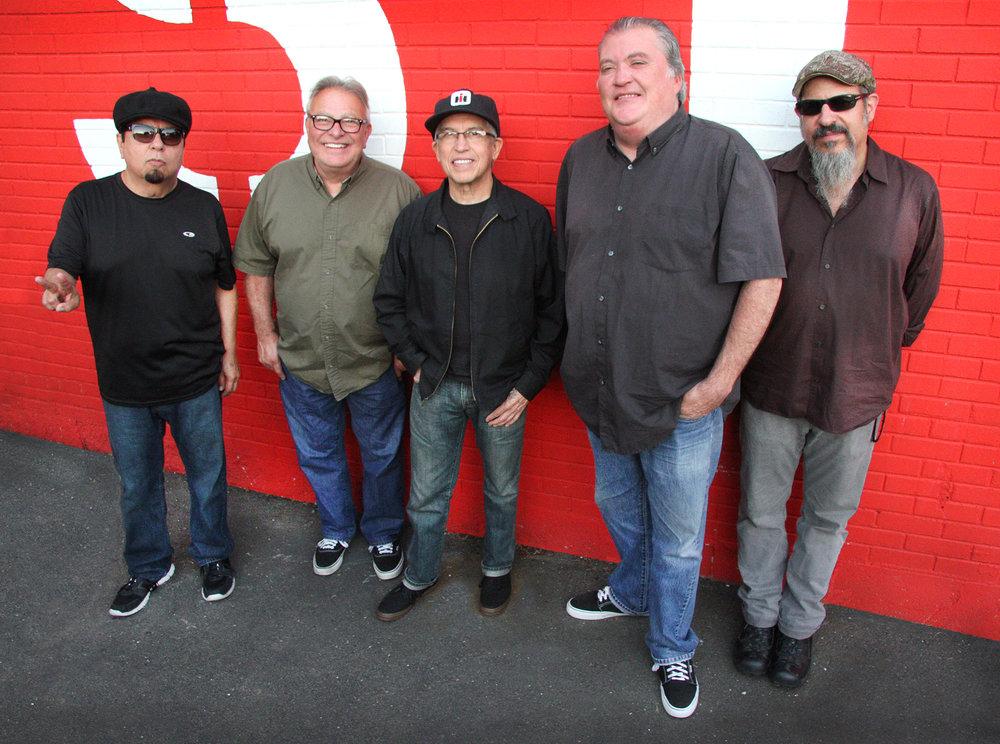 Los Lobos at Clearwater Festival, June 2017