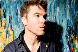 Josh Ritter at Clearwater Festival, June 2017