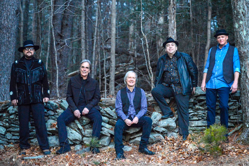 The Weight ft former members of The Band, Levon Helm Band and Rick Danko Group at SOPAC 5/13 8PM