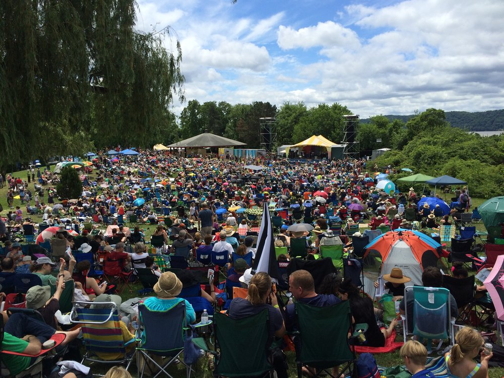 The Clearwater Festival 2015