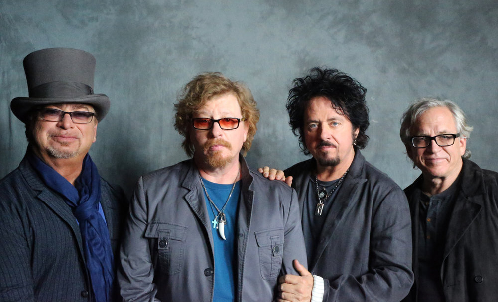 TOTO | FM Kirby Center | June 18th | 7:30 PM