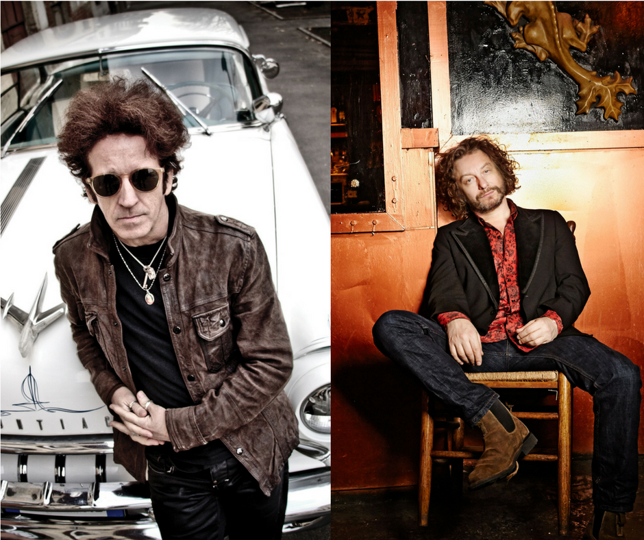 The Willie Nile Band with Special guest James Maddock