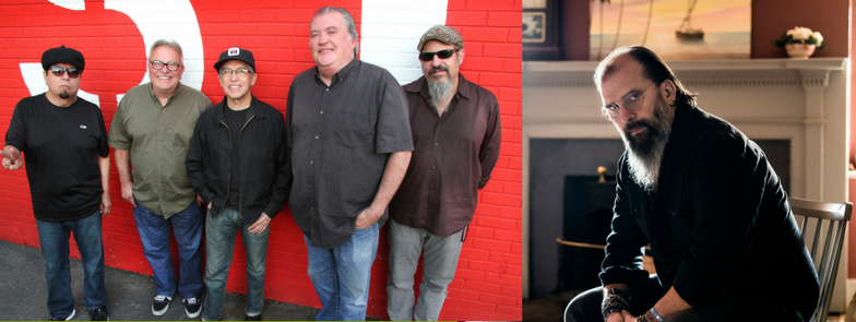 Los Lobos with Steve Earle & The Dukes | 9.13.17 | 7:30 PM | Tarrytown Music Hall