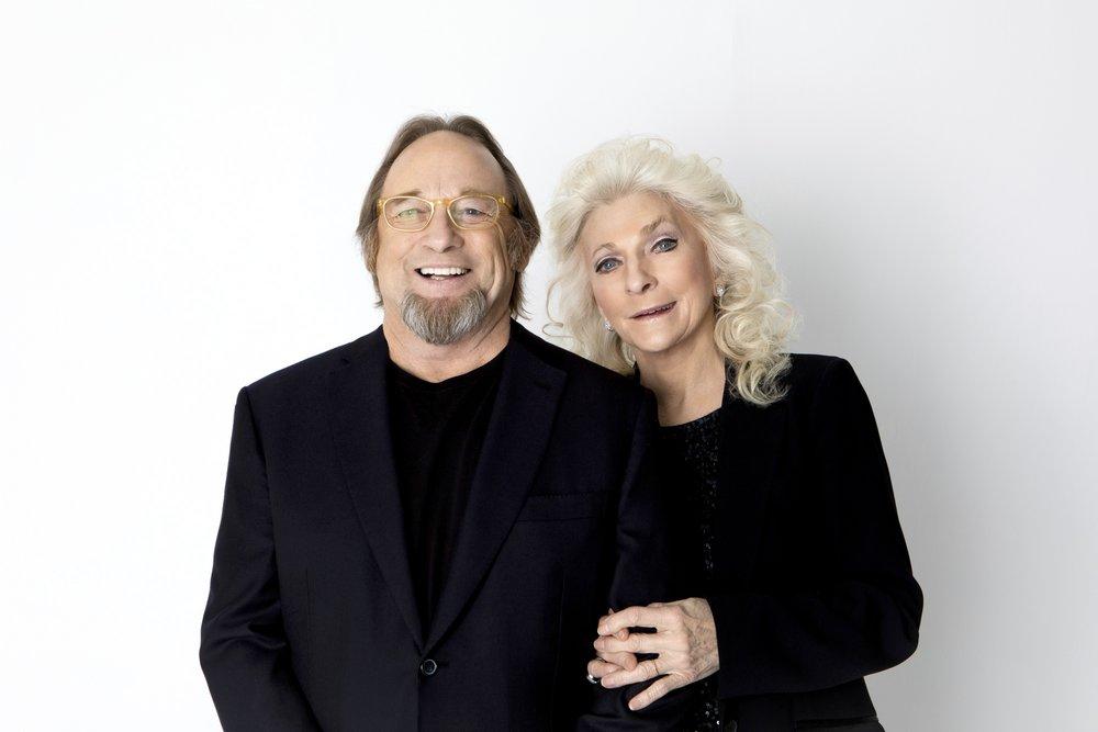 Stephen Stills & Judy Collins together again | Tarrytown Music Hall | Oct 12th