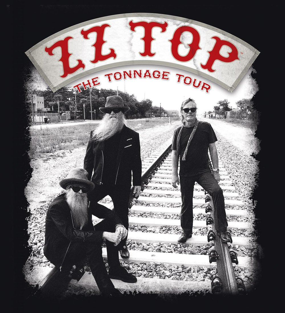 ZZ Top - The Tonnage Tour | Santander PAC | Oct 29th