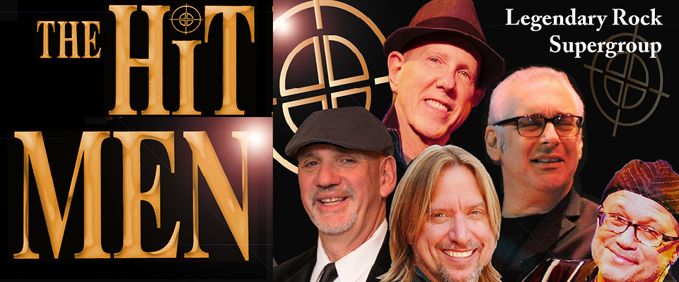 The Hit Men — Legendary Performers with Frankie Valli, Carole King, Cat Stevens & more