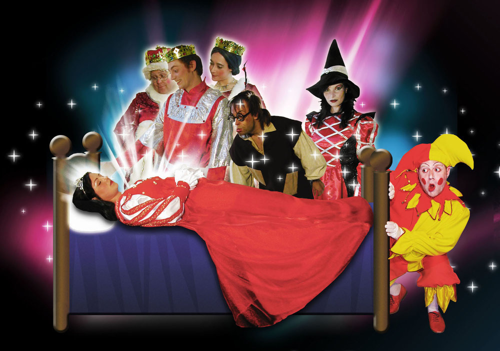 Sleeping Beauty - A production of The Panto Company