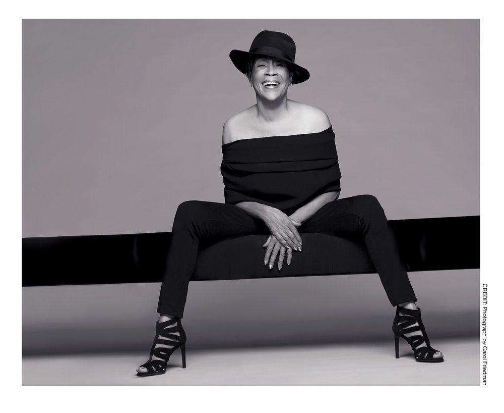 An Intimate Evening with Bettye LaVette  featuring Ed Alstrom on keyboards