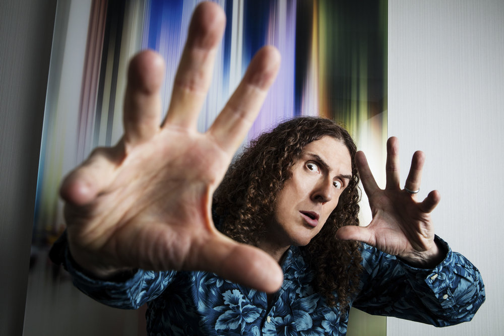 """Weird Al"" Yankovic - The Ridiculously Self-Indulgent, Ill-Advised Vanity Tour 