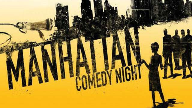 Manhattan Comedy Night Ft: Bob Dibuono, Phil Hanley, Dan Natturman, Bonnie McFarlane & Dov Davidoff.