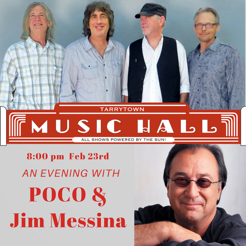 Poco & Jim Messina | Tarrytown | 2.23 | MusicWithoutBorders.com
