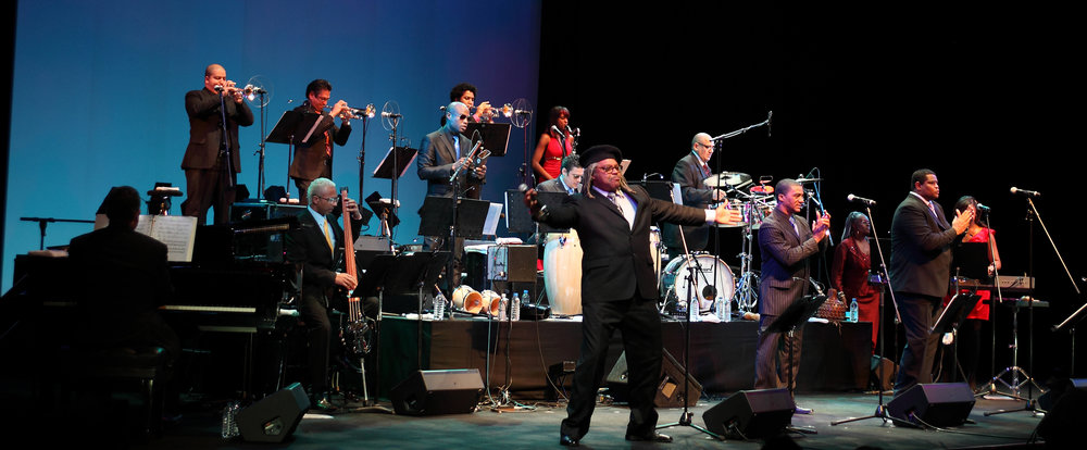 Grammy Award Winning, Afro-Cuban All Stars