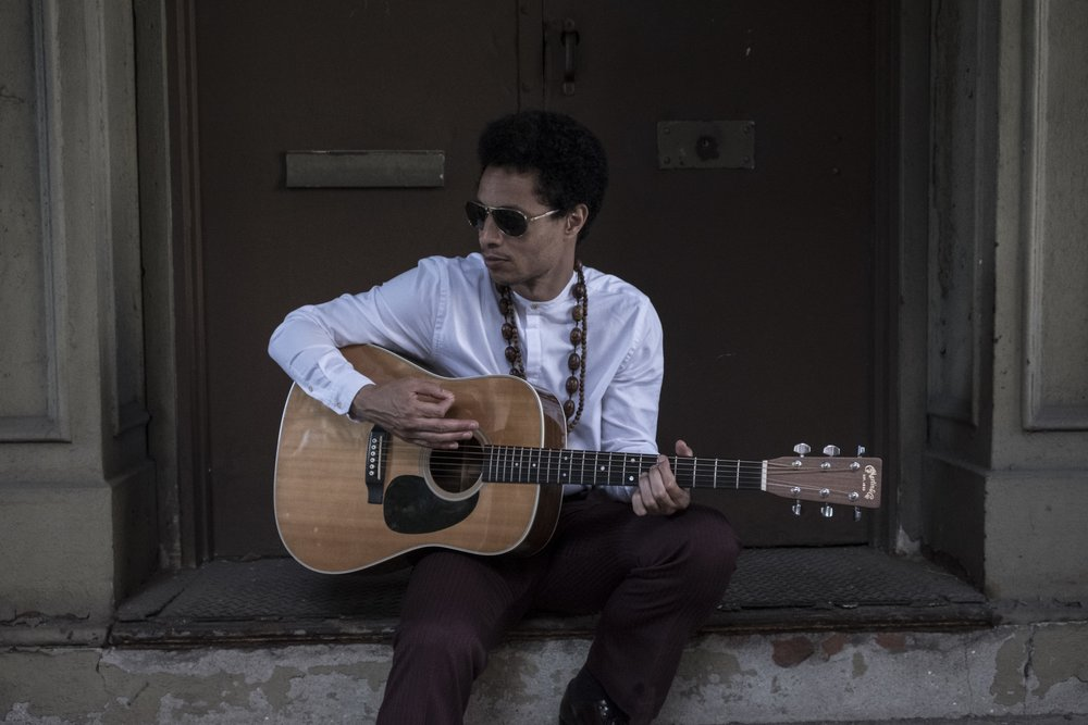 José James' celebration of the music of iconic Soul singer and composer Bill Withers.