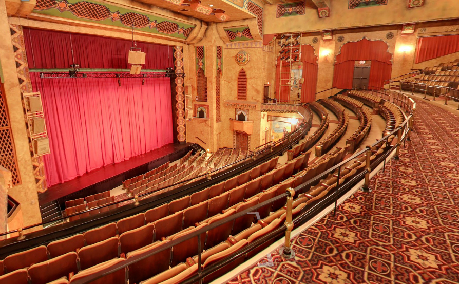 Garde Arts Center - 325 State Street, New London, CT 06320Capacity 1450 | Garde TheatreCapacity 120 | Oasis Room