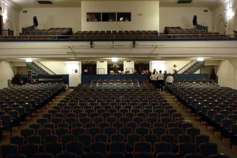 Lebanon Opera House - 51 North Park Street Lebanon, NH 03766Capacity 763