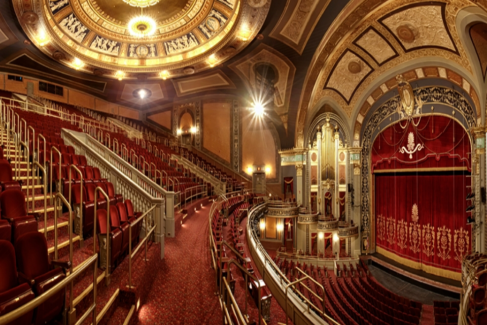 Palace Theater - 100 East Main Street, Waterbury, CT 06702Capacity 2500