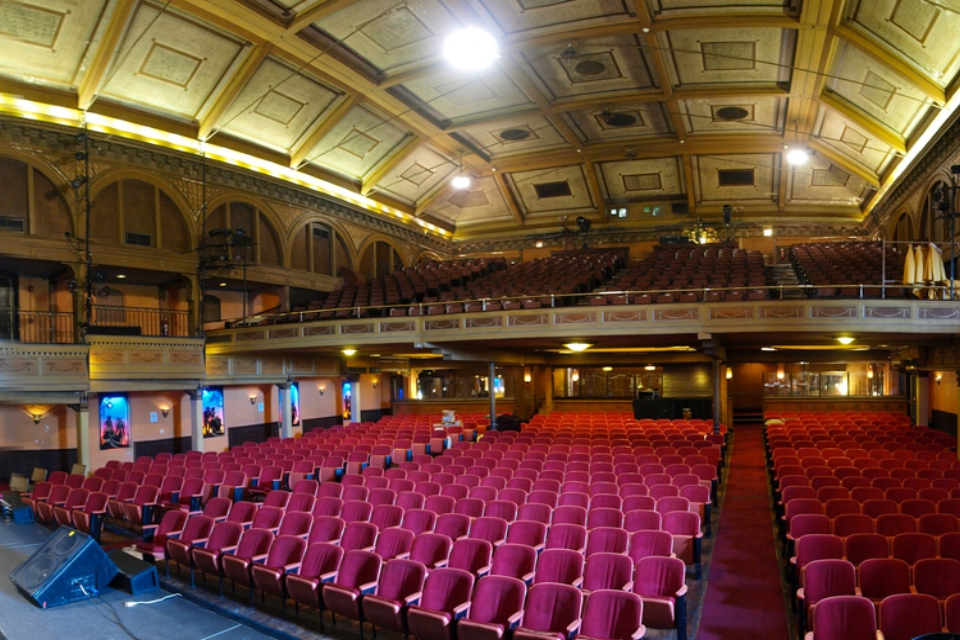 Tarrytown Music Hall - 13 Main Street,Tarrytown, NY 10591 Capacity 800