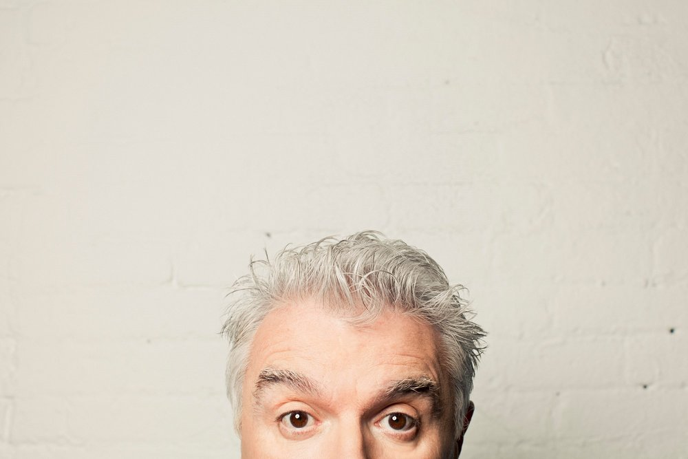 David Byrne founder of the Talking Heads | March 4th | Kirby Center, Wilkes-Barre, PA