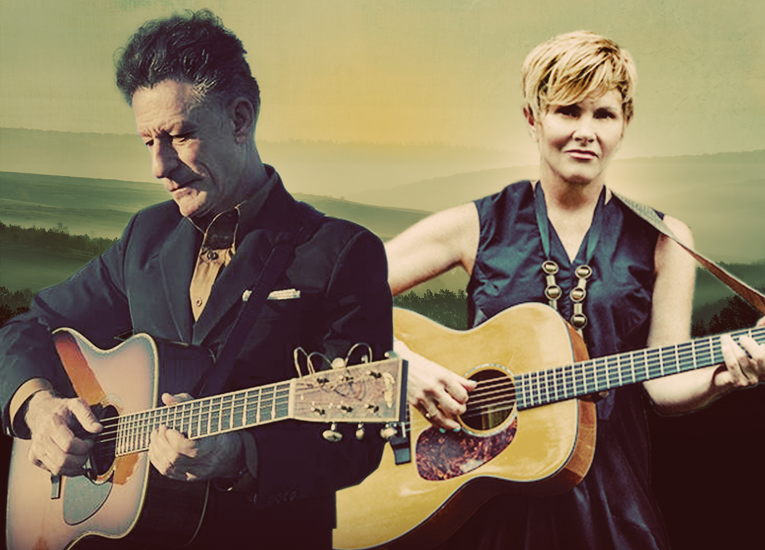 Grammy Award Winners Lyle Lovett & Shawn Colvin