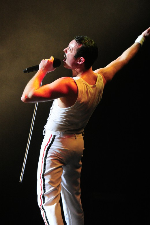 """World's Premiere Queen Tribute Band"" • One Night of Queen"