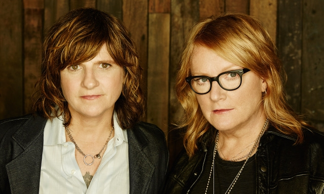 Amy Ray and Emily Saliers