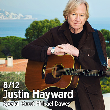 Justin Hayward | Michael Dawes | Music Without Borders | Tarrytown Music Hall
