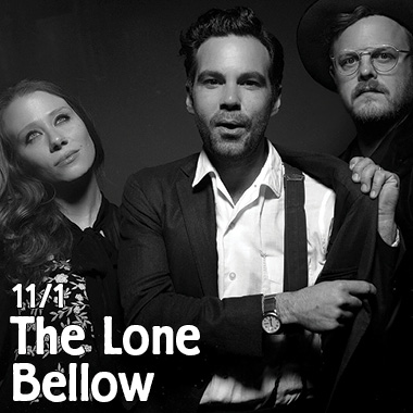 The Lone Bellow • Music Without Borders • Tarrytown Music Hall